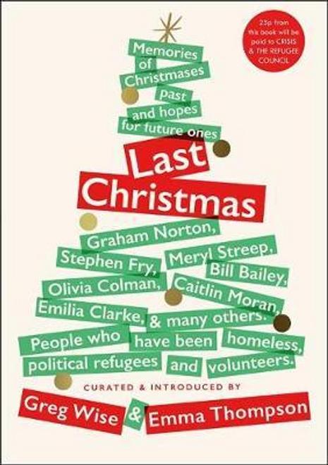 Wise, Greg / Last Christmas (Hardback)