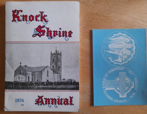Knock Shrine Annual 1976 - PB - Mayo - History & Religion