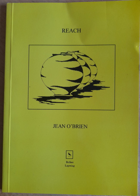 O'Brien, Jean - Reach - PB - Lapwing Press - SIGNED AND DEDICATED
