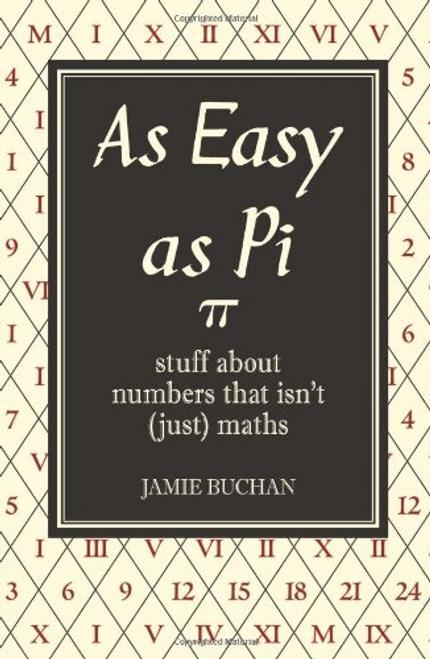 Buchan, Jamie / As Easy As Pi (Hardback)