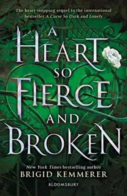 Kemmerer, Brigid / A Heart So Fierce and Broken