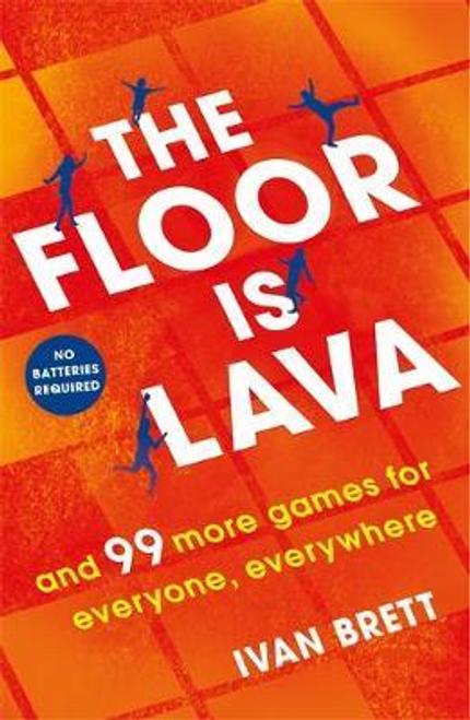 Brett, Ivan / The Floor is Lava