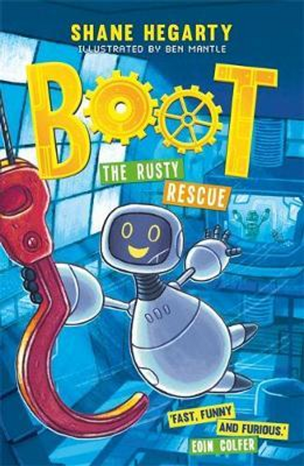 Hegarty, Shane / BOOT: The Rusty Rescue : Book 2
