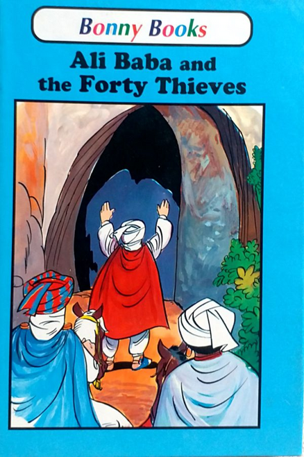 Bonny Books: Ali Baba and the Forty Thieves