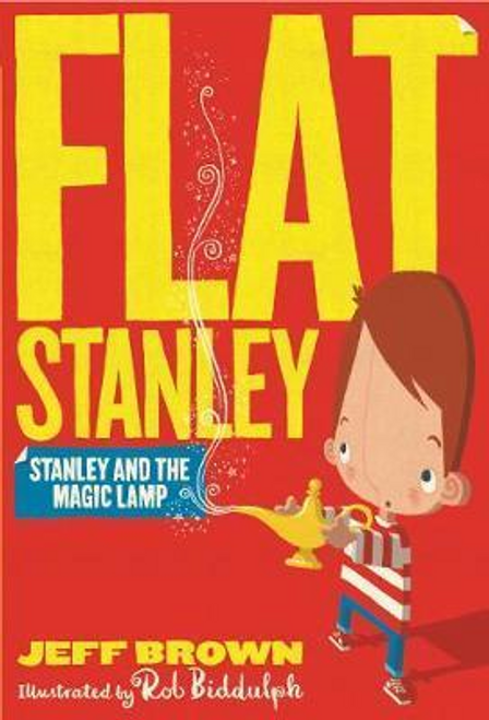 Brown, Jeff / Flat Stanley: Stanley and the Magic Lamp