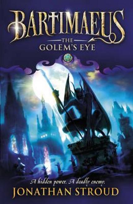 Stroud, Jonathan / The Golem's Eye