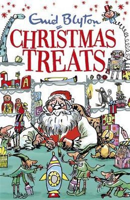 Blyton, Enid / Christmas Treats