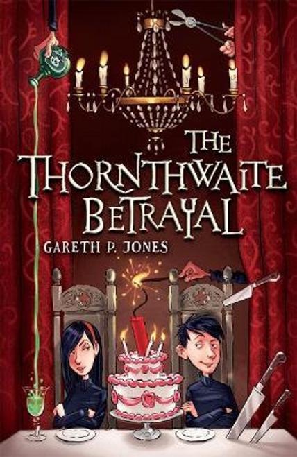 Jones, Gareth P. / The Thornthwaite Betrayal