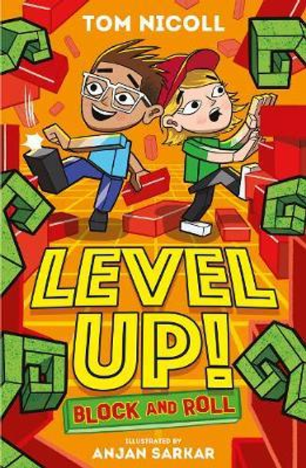 Nicoll, Tom / Level Up: Block and Roll