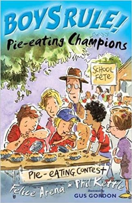 Arena, Felice / Pie-eating Champions