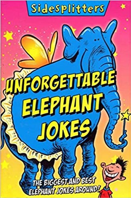 Macmillan Children: Unforgettable Elephant Jokes