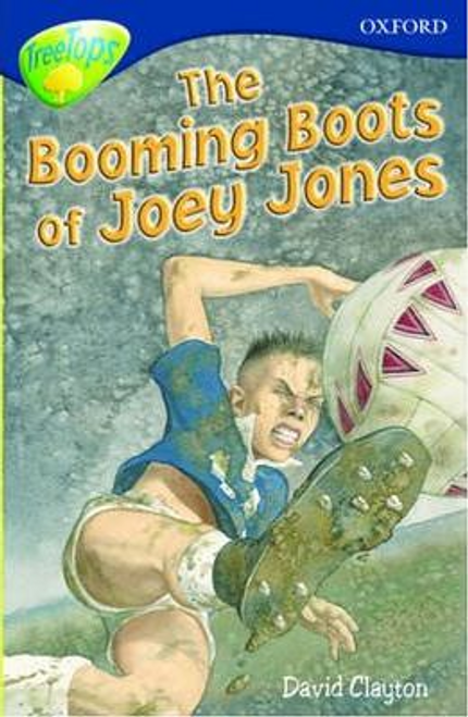 Clayton, David / The Booming Boots of Joey Jones