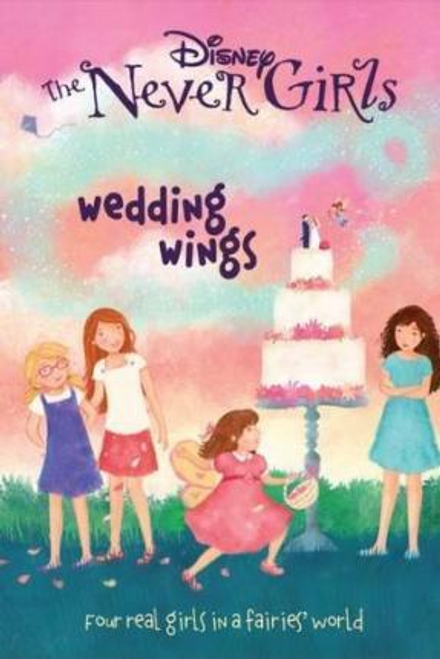 Disney The Never Girls: Wedding Wings