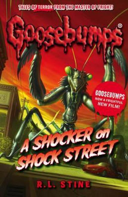 Stine, R. L. / A Shocker on Shock Street
