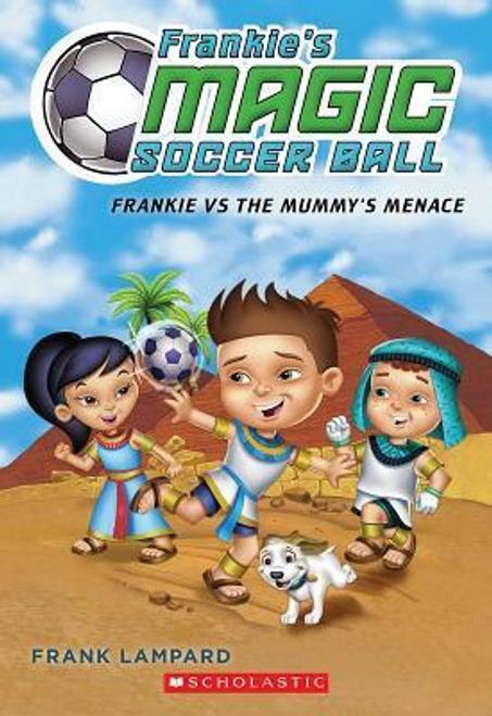 Lampard, Frank / Frankie vs. the Mummy's Menace