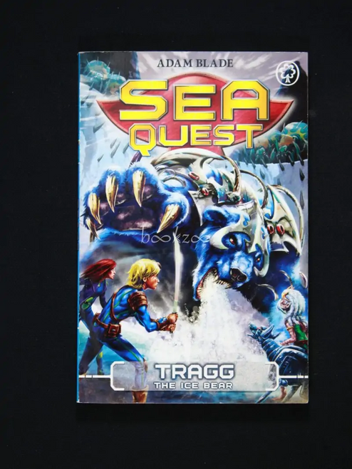 Blade, Adam / Sea Quest: Tragg the Ice Bear