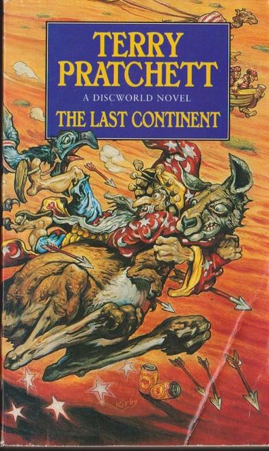 Pratchett, Terry / The Last Continent ( Discworld 22)