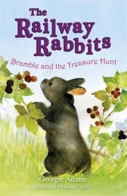 Adams, Georgie / Bramble and the Treasure Hunt : Book 8
