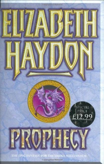 Haydon, Elizabeth / Prophecy (Large Paperback)