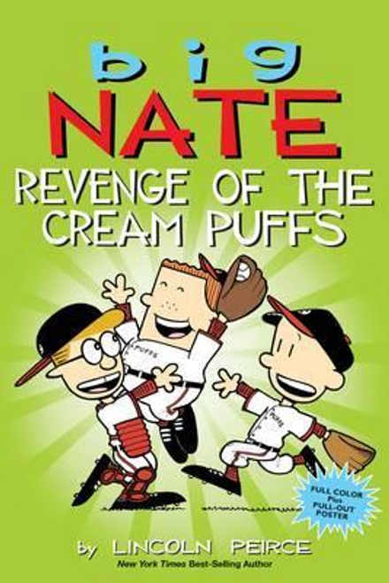 Peirce, Lincoln / Big Nate: Revenge of the Cream Puffs (Large Paperback)