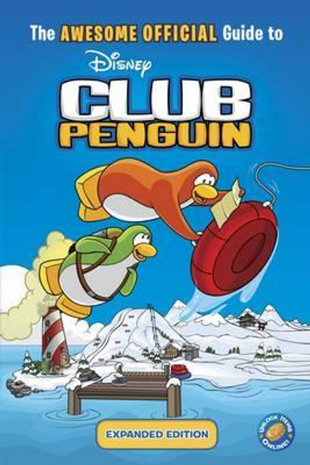 Noll, Katherine / The Awesome Official Guide to Club Penguin: Expanded (Large Paperback)                Edition