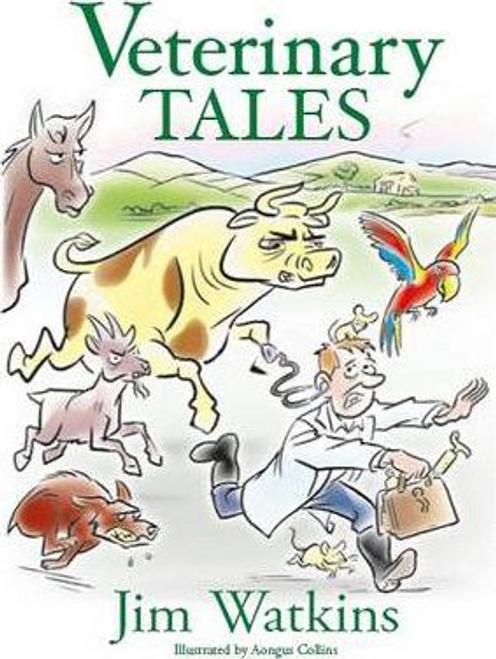 Watkins, Jim / Veterinary Tales (Large Paperback)
