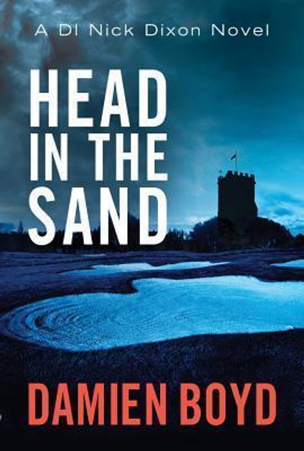 Boyd, Damien / Head in the Sand (Large Paperback)