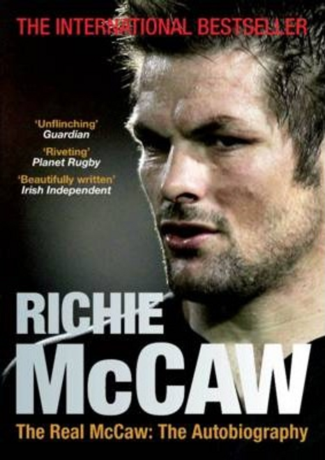 McCaw, Richie / The Real McCaw : The Autobiography (Large Paperback)