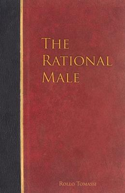 Tomassi, Rollo / The Rational Male (Large Paperback)