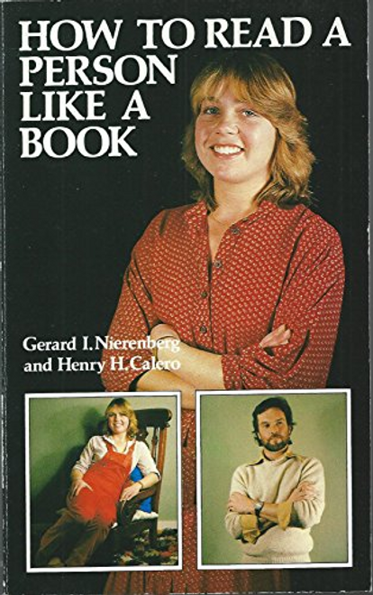 Nierenberg, Gerard I. / How to Read a Person Like a Book (Large Paperback)
