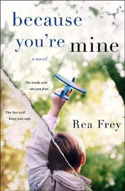Frey, Rea / Because You're Mine (Large Paperback)