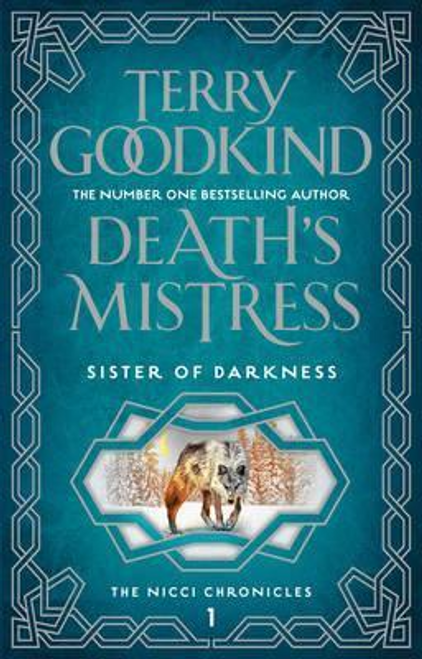 Goodkind, Terry / Death's Mistress (Large Paperback)