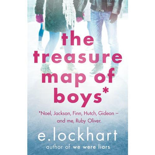 Lockhart, E - The Treasure Map of Boys - PB - BRAND NEW ( Ruby Oliver Series - Book 3 )