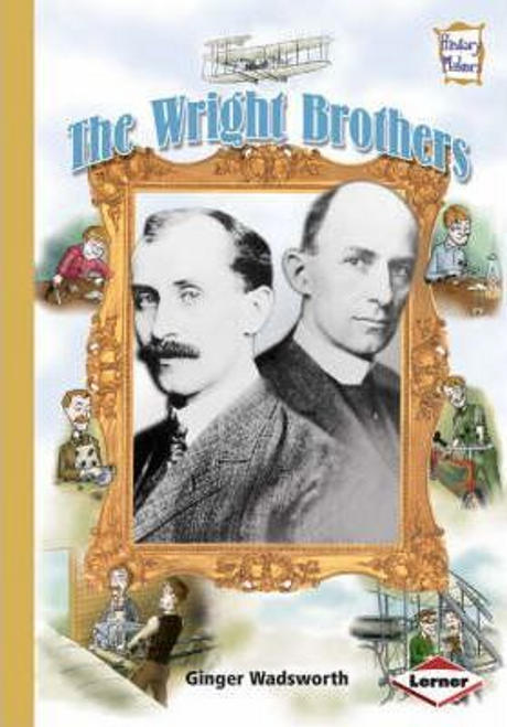 Wadsworth, Ginger / The Wright Brothers (Large Paperback)