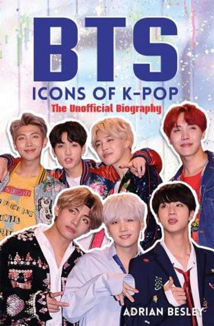 Besley, Adrian / BTS : Icons of K-Pop (Large Paperback)