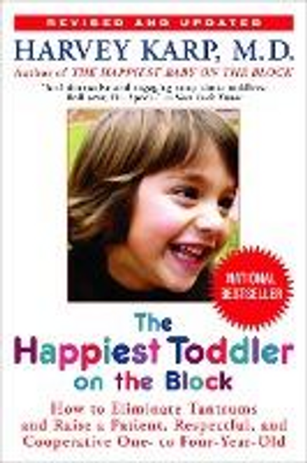 Karp, Harvey / The Happiest Toddler on the Block (Large Paperback)
