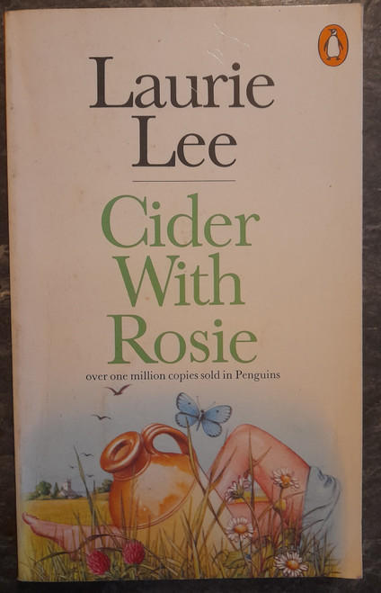 Lee, Laurie - Cider with Rosie - Vintage Penguin PB - 1982