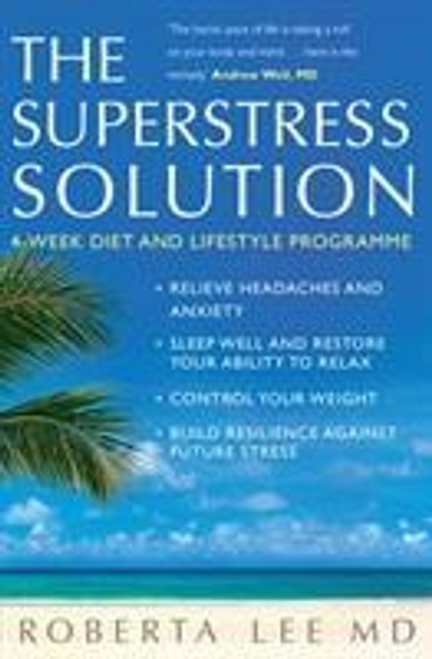 Lee, Roberta / Superstress Solution (Large Paperback)