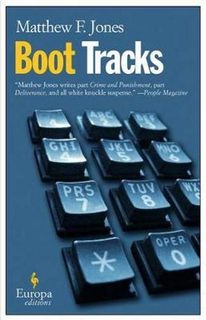 Jones, Matthew F. / Boot Tracks (Large Paperback)