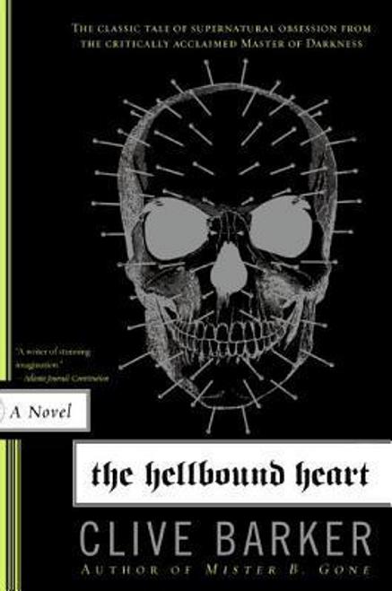 Barker, Clive / The Hellbound Heart (Large Paperback)