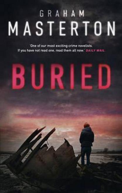Masterton, Graham / Buried (Hardback)
