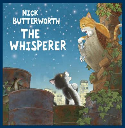 Butterworth, Nick / The Whisperer (Children's Picture Book)