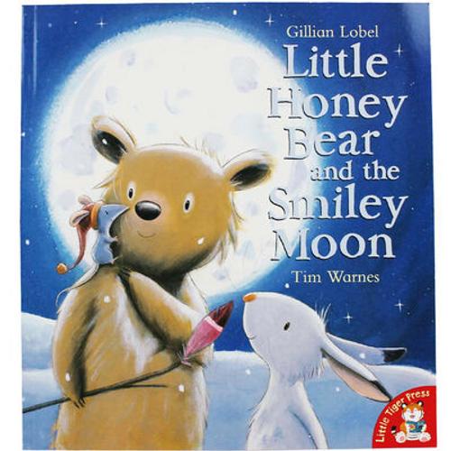 Lobel, Gillian / Little Honey Bear and the Smiley Moon (Children's Picture Book)