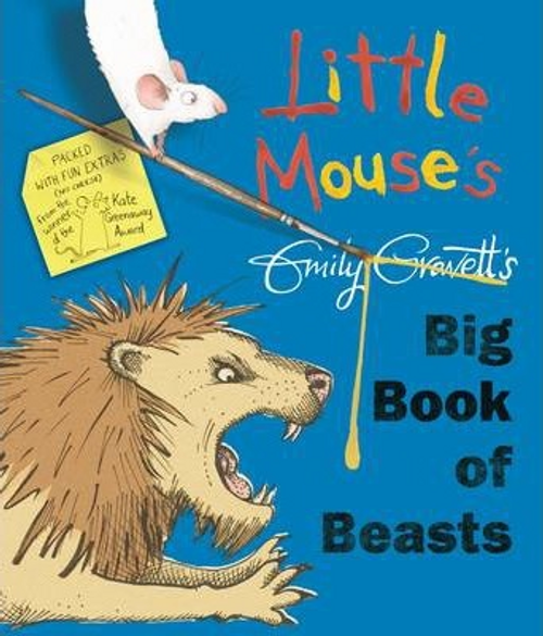 Gravett, Emily / Little Mouse's Big Book of Beasts (Children's Picture Book)