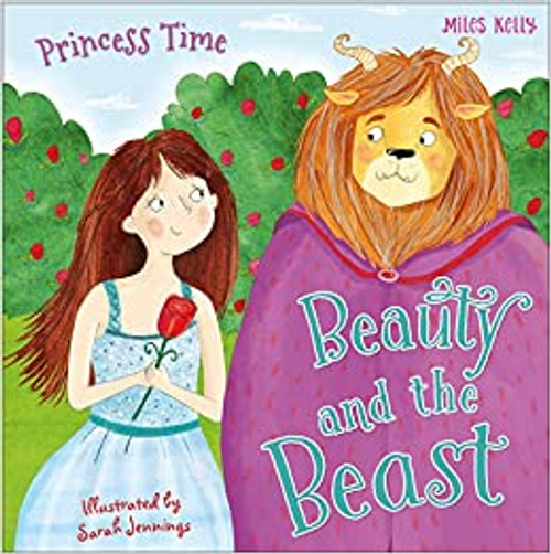 Kelly, MiLeS / Princess Time: Beauty and the Beast (Children's Picture Book)