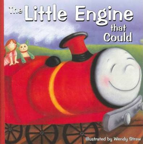 The Little Engine That Could (Children's Picture Book)