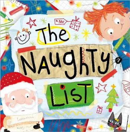 Ede, Lara / The Naughty List (Children's Picture Book)