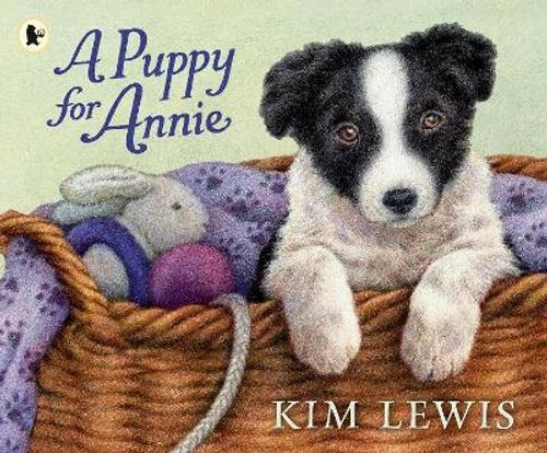 Lewis, Kim / A Puppy for Annie (Children's Picture Book)