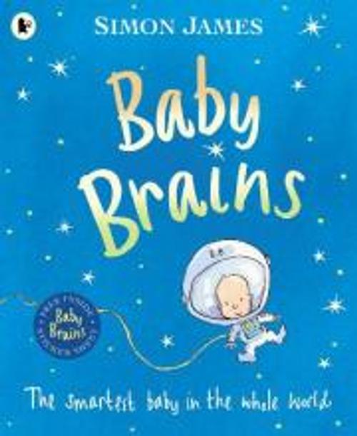 James, Simon / Baby Brains (Children's Picture Book)