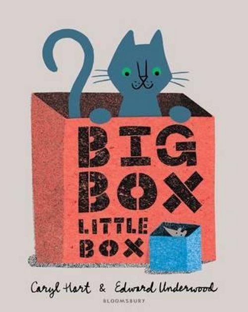 Hart, Caryl / Big Box Little Box (Children's Picture Book)